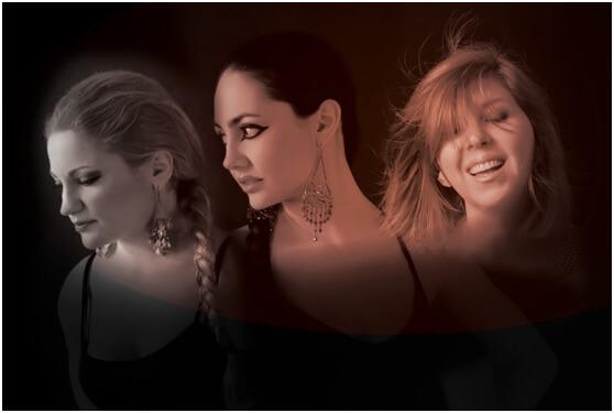 3 Ladies Sing the Blues