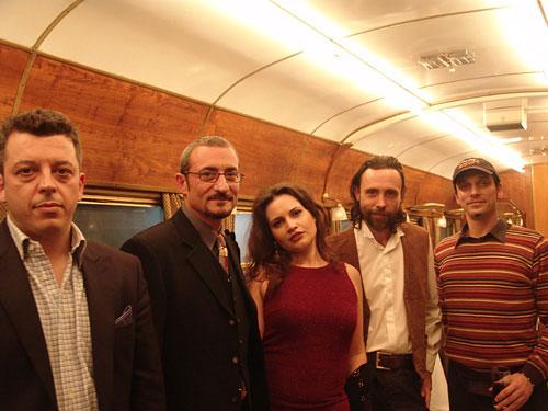 Έψιλον - Jazz on the Orient Express part 2