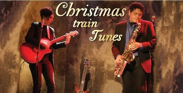 Christmas Train Tunes (29/12/2017)