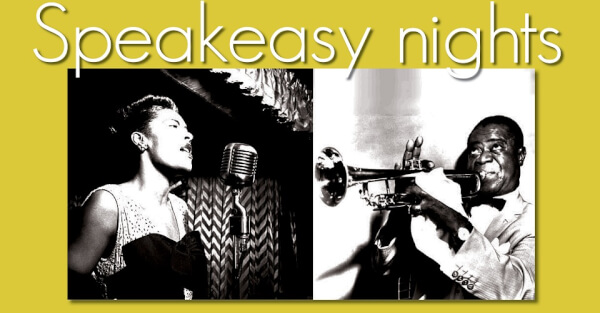 The Jazz Express - SPEAKEASY NIGHTS