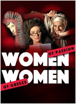 """Women of Passion, Women of Greece"""