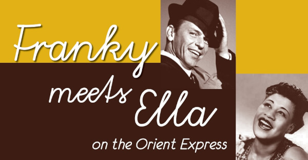 Franky meets Ella on the Orient Express