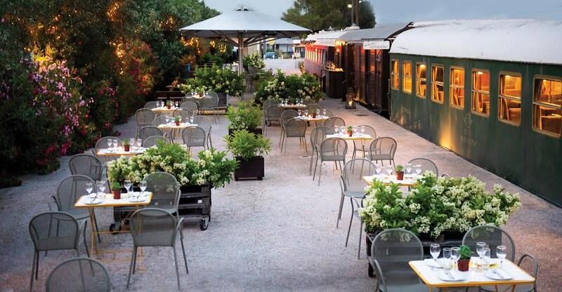 APOVATHRA open air bar-restaurant
